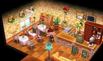 の 森 カフェ パラソル どうぶつ テーブル な